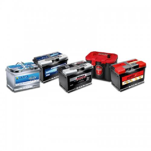Batterie auto e veicoli commerciali